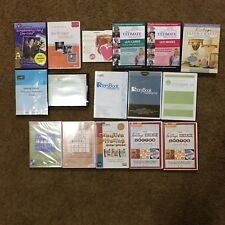 Scrapbooking Ultimate Crafter Stamping Clip Art Fonts Cards Lot Of 16 DVD CD