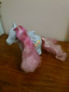 Vintage My Little Pony G1 - Candy Apple