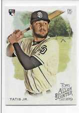 2019 Topps Allen & Ginter FERNANDO TATIS JR. Base ROOKIE Card #183 Padres RC
