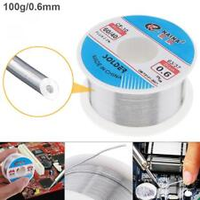 Fine Wire Core 2% Flux Welding Solder Wire with Rosin and Low Melting Point NEW