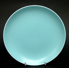 1960's Poole Twintone Range Sky Blue C104 Side or Bread Size Plates 18cm in VGC