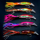 ZORI SQUID SKIRTS TROLLING BAIT HARDBODY FISHING LURE TUNA MARLIN KINGFISH
