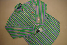 "NEW NWT $89 RALPH LAUREN POLO MENS ""CLASSIC FIT"" OXFORD SHIRT SIZE LARGE L G"
