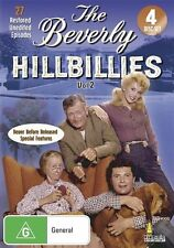 THE BEVERLY HILLBILLIES - COLLECTION VOL. 2 (4 DVD SET) BRAND NEW!!! SEALED!!!