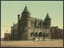 Detroit Museum Of Art A4 Photo Print