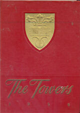 The College of St. Scholastica The  Tower 1956.