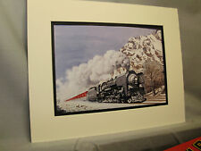 New York Central Super Mohawks  artist Railroad Archives Museum  MK