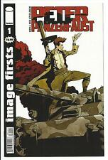 PETER PANZERFAUST # 1 (IMAGE FIRSTS, MAY 2013), NM