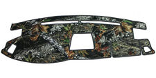 NEW Mossy Oak Camouflage Tailored Dash Mat Cover / Fits: 2007-2013 TOYOTA TUNDRA