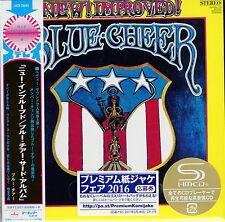 BLUE CHEER-NEW! IMPROVED!-JAPAN MINI LP SHM-CD Ltd/Ed G00