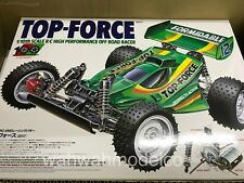 Tamiya 1/10 Top Force 2017 Limited Edition EP Buggy RC Cars Kit Off Road #47350