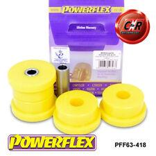MG ZS (2001-2005) Powerflex Road Engine Mount Stabilisers (Large) PFF63-418