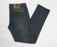 Stefanel jeans donna usato slim w34 tg 48 stretch vita bassa boyfriend T3176