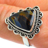 Pietersite 925 Sterling Silver Ring Size 9 Ana Co Jewelry R45638F