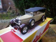 SOLIDO FRANCE: FIAT 525 N de 1929 marron Neuve en boite