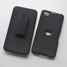 For Blackberry Z30 2in1 Belt Clip Anti-Impact Skidproof matte hard Case Cover