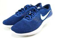 Nike Lex Contact $100 Men's Running Training Shoes Size 12 Blue Knit