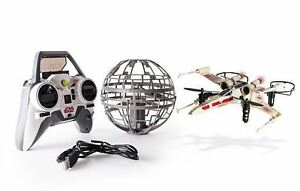 Air Hogs Star Wars Xwing vs Death Star Rebel Assault long range RC Drones