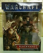 "Blackhand Warcraft 6"" Action Figure Jakks World of Warcraft New"
