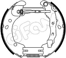 Kit ganasce vermontierter Kit asse posteriore - Cifam 151-231