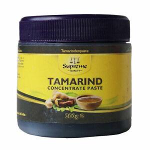 SUPREME TAMARIND CONCENTRATE PASTE - 200G TUB