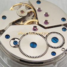 Asian 17 Jewels hand winding 6498 watch movement fit Parnis watch P439-A