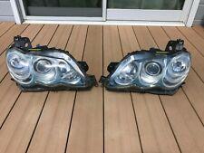 JDM 2004 Toyota Mark X GRX120 HID Headlights Lights Lamps Set OEM