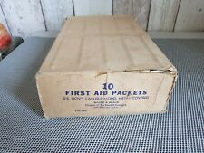 ww2 boites pansement individuel us First Aid Packet