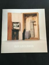 [10351-B46] Art - Catalogue - Guy Leclercq - 1996 - Brasov