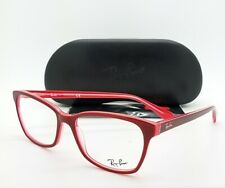 65c912e6079 NEW RayBan RX Prescription Glasses Frame Red Pink RX5362 5777 54mm 5362  Classic