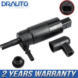 Headlight Washer Pump w/Grommet For Chevrolet Captiva 2006-2011 DAEWOO