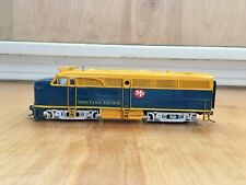 Ho Scale Frateschi Montana Pacific Locomotive Selling As-Is For Repair