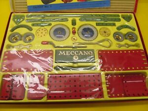 MECCANO, UNUSED No 3 SET...... CJA3