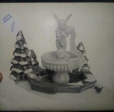 """Department 56 Snow Village """"Winter Fountain"""" NEW in box-Mint #5409-7"""