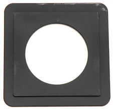 Arca Swiss 4x5 Lens Board 110mm X110mm Copal #3