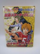 Anime Comic Manga Hikaru no go Chess Igo Starter Box Set Shueisha Japan Used