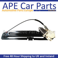 BMW 5 Series [E39] Rear Right Window Regulator 95-04 WITH Motor - 51358252430