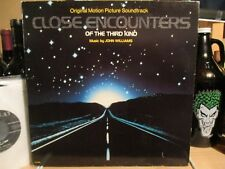 New listing Close Encounters Of The Third Kind-Orig. Motion Picture S-Track Lp-W/Bonus 45