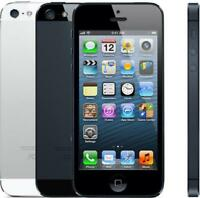 Apple iPhone 5 - 32GB - All Colors (GSM Unlocked; AT&T / T-Mobile / Metro PCS)