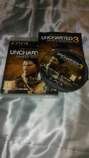 Uncharted 3: Drake's Deception Game of the Year Edition PS3 Complete