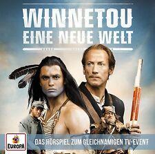 WINNETOU - EINE NEUE WELT (HÖRSPIEL ZUM TV-EVENT)   CD NEU