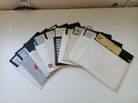 "10 Assorted 5.25"" Floppy Disks Vintage BBC Acorn Commodore Vic20 C64 C128"