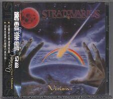 Stratovarius: Visions (1997) CD OBI TAIWAN