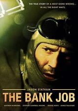THE BANK JOB Movie POSTER 27x40 C Jason Statham Saffron Burrows Daniel Mays