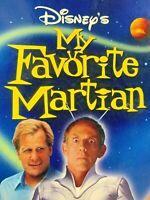 Disneys My Favorite Martian 1999 VHS Jeff Daniels Christopher Lloyd Daryl Hannah
