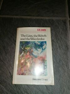 The lion, the witch and the wardrobe early old collectable C.S. Lewis 1970's
