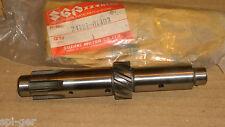 82-88 CS-125 Roadie Suzuki NEW Transmission Clutch Counter Shaft 24121-01403