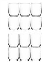 12 x Lav Sude Tumbler Glass Set. Drinking Glasses. 315 cc.SUD15