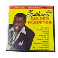 Satchmo's Golden Favorites by Louis Armstrong Reel To Reel Tape  (1310)