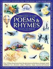 Children's Book of Classic Poems & Rhymes: Over 135 best-loved verses from the